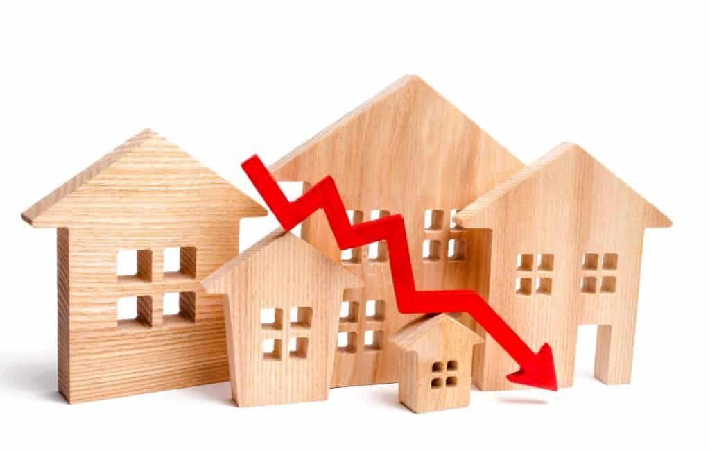 Grootste daling woningverkopen in Spanje sinds 11 jaar