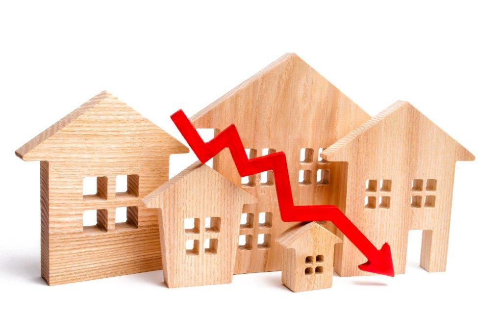 Pandemie zorgt voor bijna 18% minder huizenverkoop in Spanje