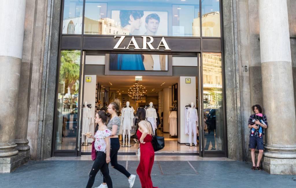 ZARA enige Spaanse vermelding op lijst van meest waardevolle merken 2021