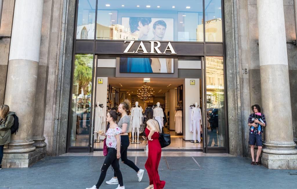 Wat is de oorsprong van de naam van de bekende kledingwinkel Zara