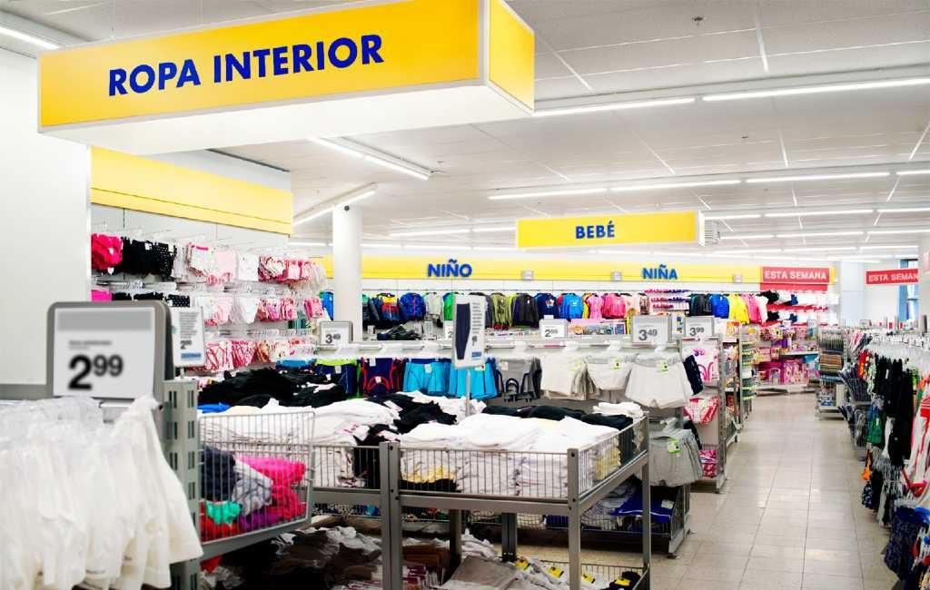 Zeeman opent winkel in de populaire badplaats Benidorm